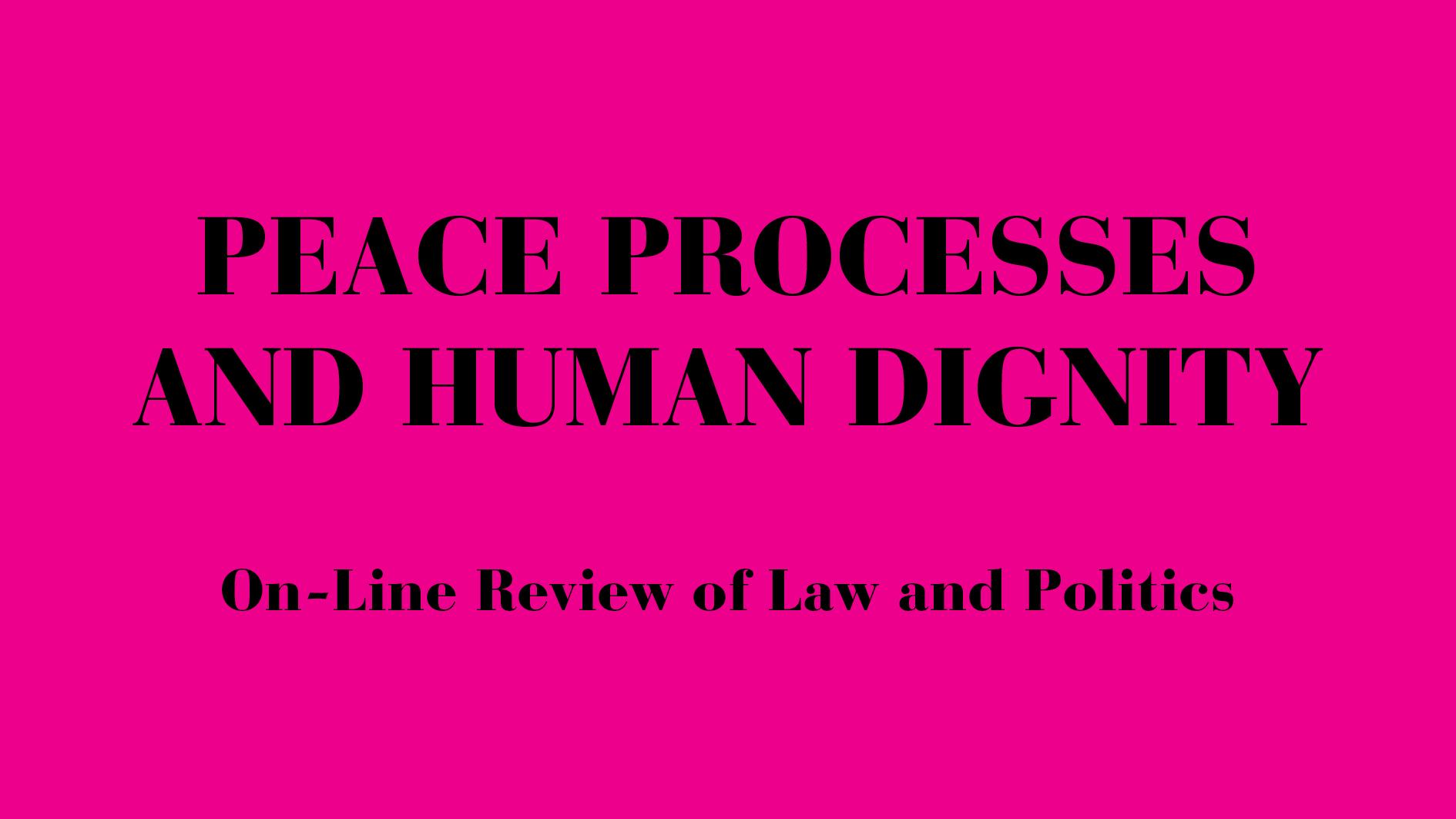 The Politics Of Impunity And The Purported Yemen Model David
